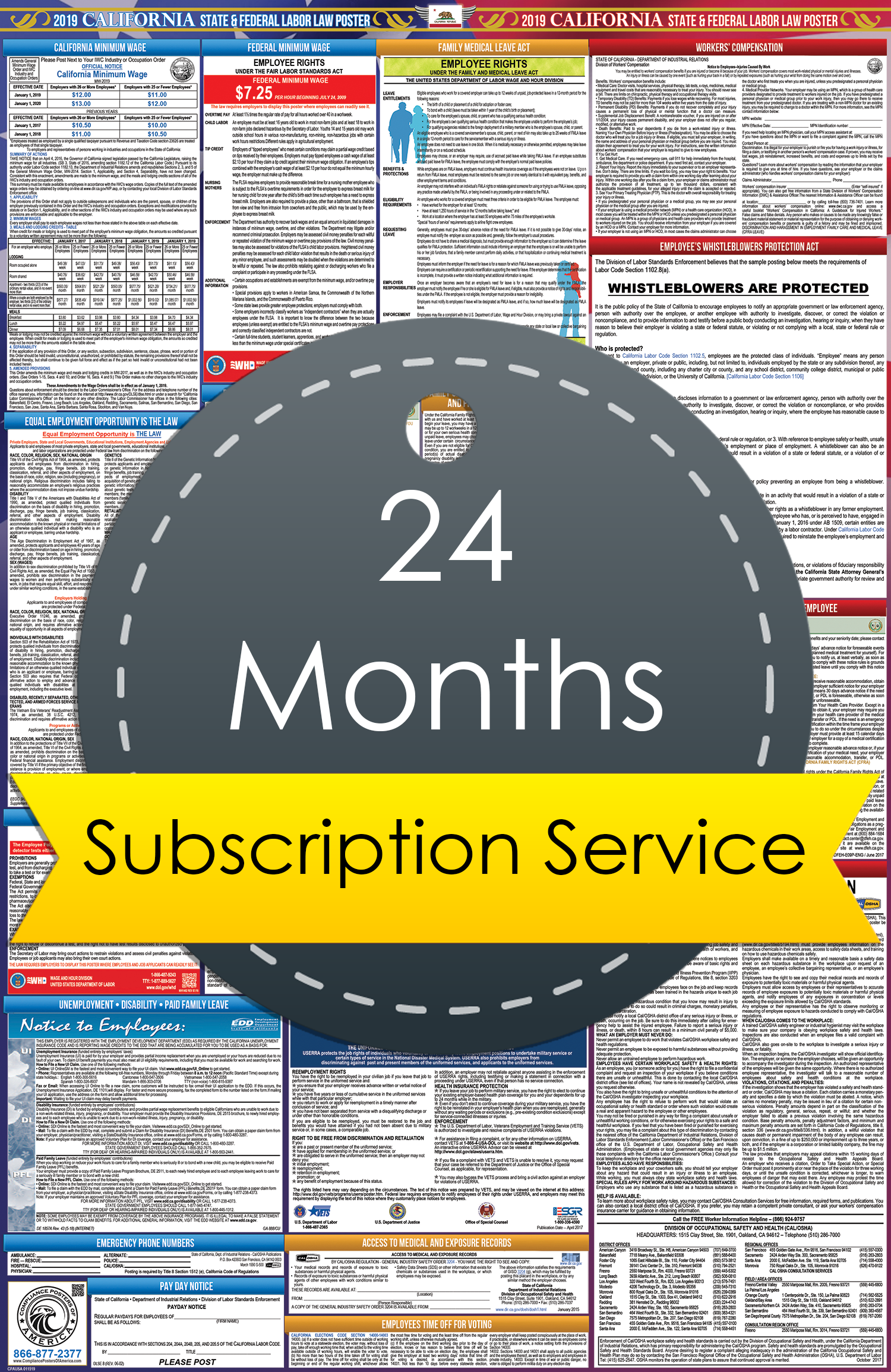 2 Year Subscription Service